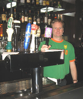 Bar Manager Rob Benning of PGA Tour Grill