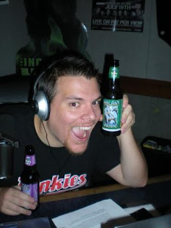 Chad Dukes of WJFK likes Clipper City