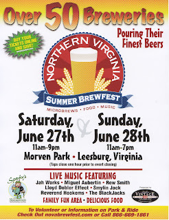 Northern Virginia Summer Brewfest