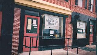 Sisson's storefront
