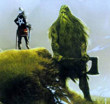 "Celtic Sprite: ""Sir Gawain and the Green Knight"" : Celtic Parallel ..."