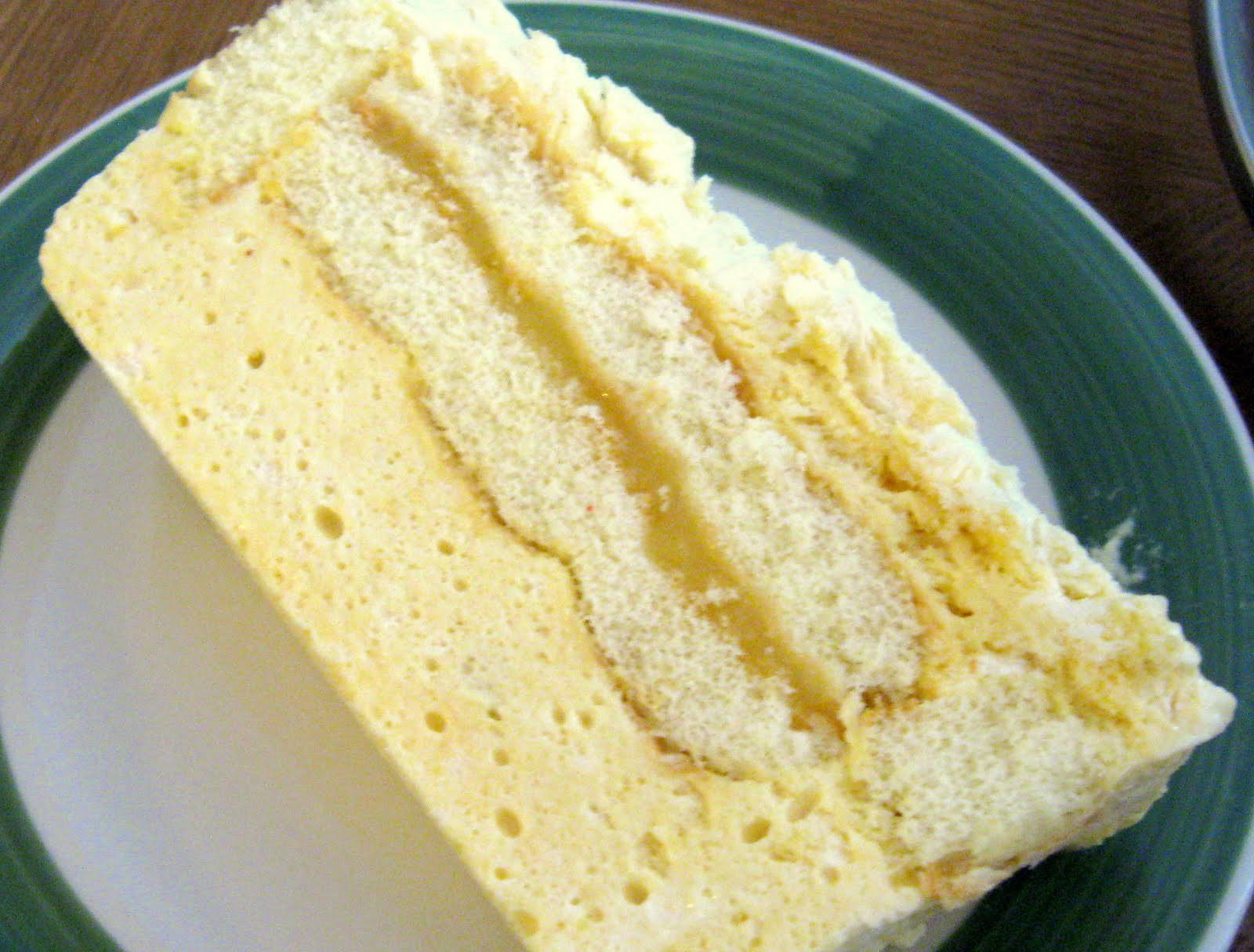 Lemon-Honey Semifreddo ~ Sugar Pies