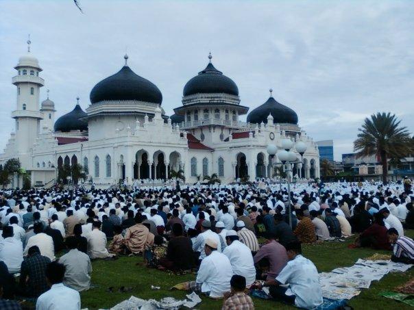 Keutamaan Shalat Idul Fitri