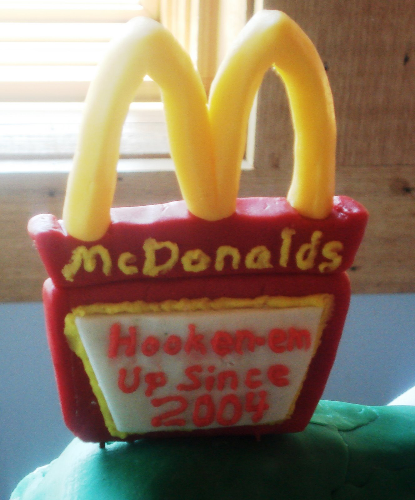 Mcdonalds Birthday Cake Price