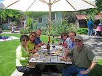 Lunch at Preston Vineyards, Dry Creek Valley