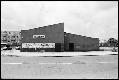 The Factory club, 1979