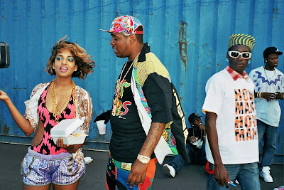 Music and Fashion: M.I.A.