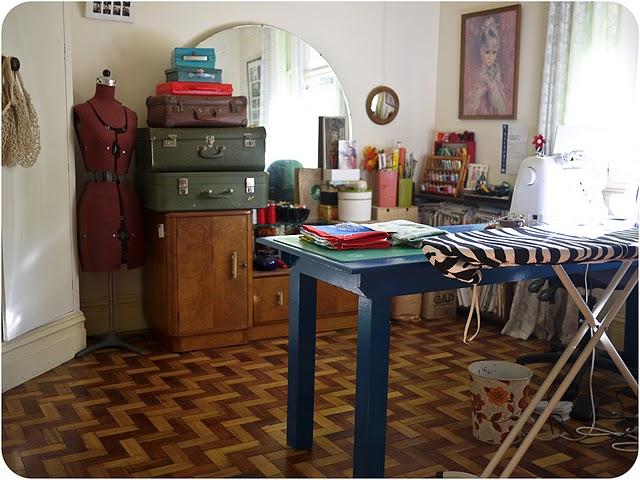 workspace, home office, desk work desk, computer, blogging, working from home, tidy, organisation, organization, order, organize, organise
