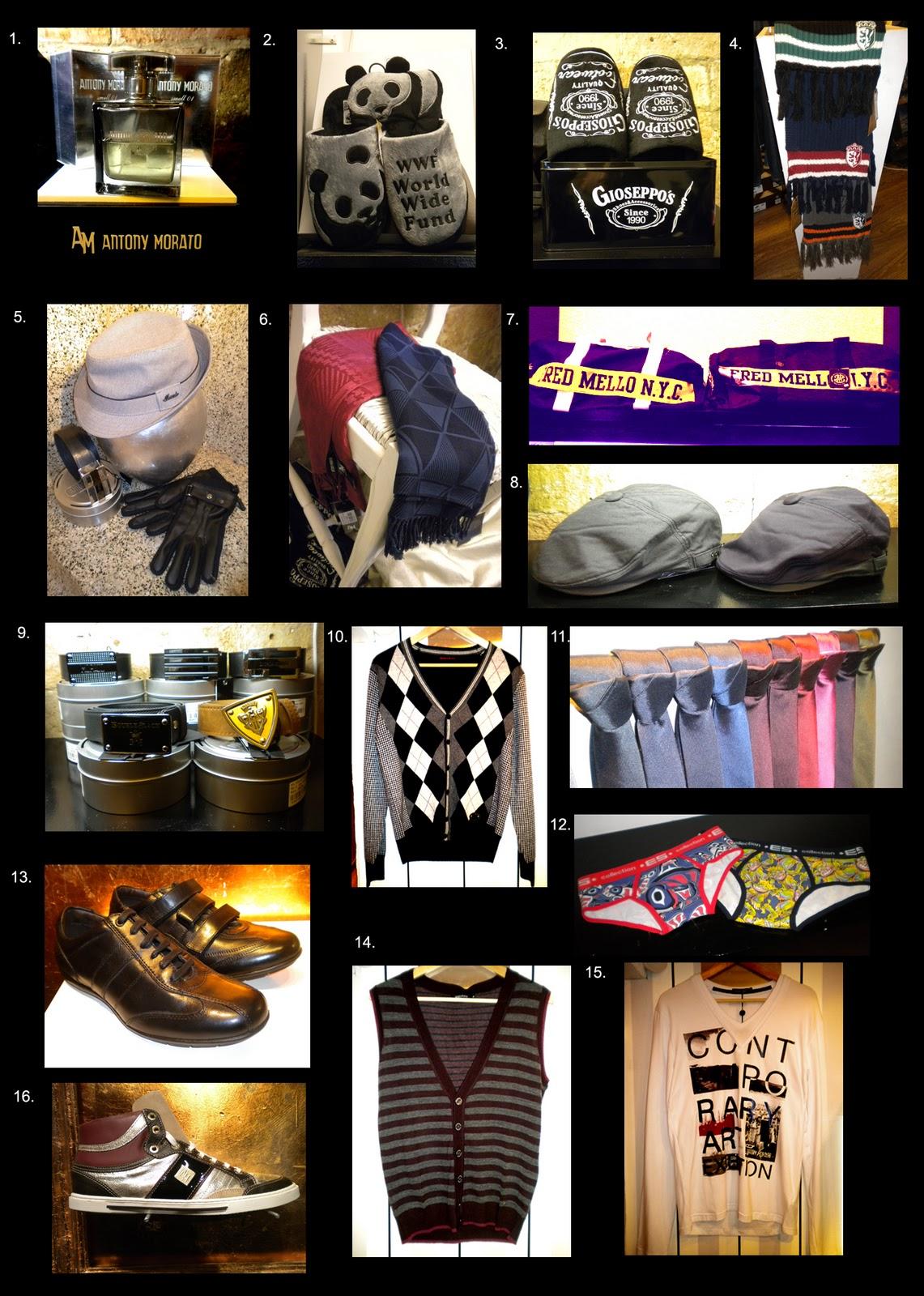 Bagoa fashion ideas regalo para navidad accesorios para hombre - Regalos para hombres en navidad ...