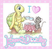 Karen&#39;s Doodles - Gorgeous Digi Images