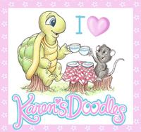 Karen's Doodles - Gorgeous Digi Images