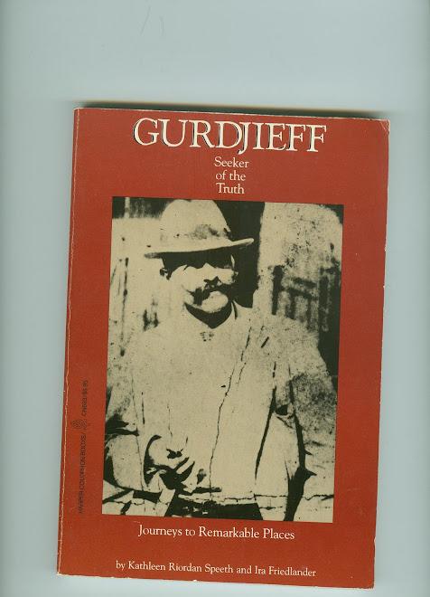 GURDJIEFF Seeker of the Truth