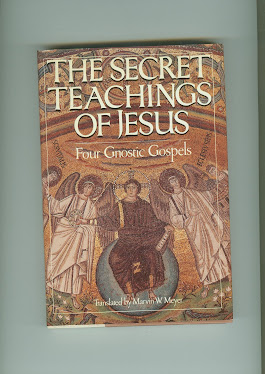 THE SECRET TEACHINGS OF JESUS