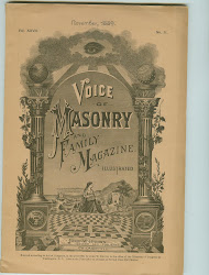 VOICE OF MASONRY