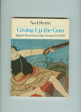 GIVING UP THE GUN
