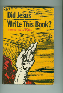 DID JESUS WRITE THIS BOOK?