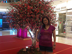Purple at Ritz Carlton Hotel, Singapore