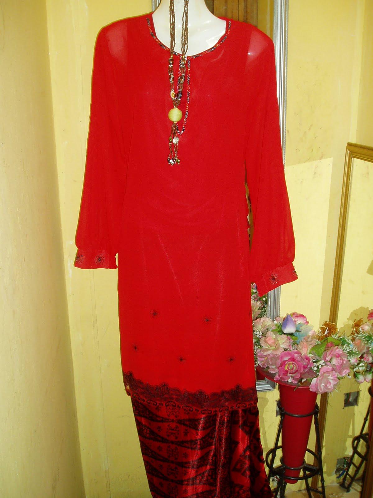 ummulilhams shoppe Baju Kurung Moden 4
