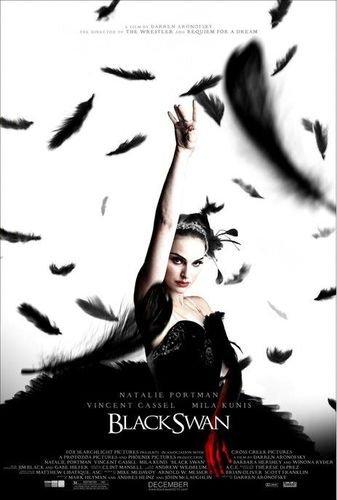 Black Swan Poster. Qamp;A with Black Swan Makeup