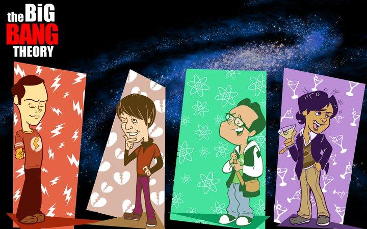 big bang theory wallpaper. Labels: Big Bang Theory,