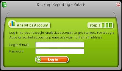Polaris for Google Analytic