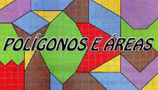 Polígonos e Áreas