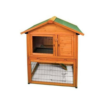 Outdoor rabbit hutches for What is a rabbit hutch
