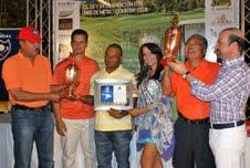 CAMPUSANO Y RIVERA CONQUISTAN CLASICO DE GOLF DON JUAN MARICHAL 2010