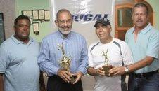 Santana, Cabrera, Gómez y Maldonado campeones de la XII Copa Olímpica Brugal de Tenis