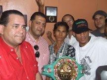 Instituciones deportivas y gubernamentales reconocen al Campeón Mundial Elio Rojas Suriel