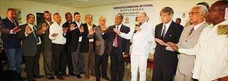 OSIRIS GUZMAN SE ALZO CON LA VICTORIA EN FEDOFUTBOL