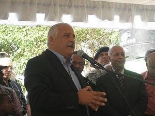 MINISTRO DE MEDIO AMBIENTE INAUGURA PARQUE ECOLOGICO LAS CAOBAS