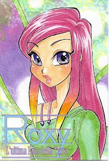 Winx CLUB Конкурс Рисуем в стиле аниме и игра одевалка!