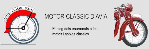 MOTOR CLÀSSIC AVIÀ