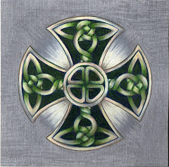 """Celtic Cross"" by Kelly Lewis"