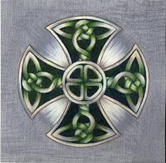 """Celtic Cross"" by Kelly Lewis"