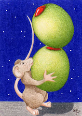 """Balancing Act"" ACEO - SOLD"