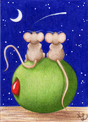 """Lil Wishes"" ACEO - SOLD"