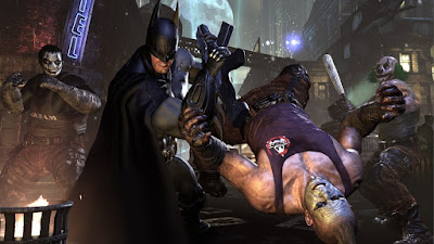 Imagens Batman arkham city