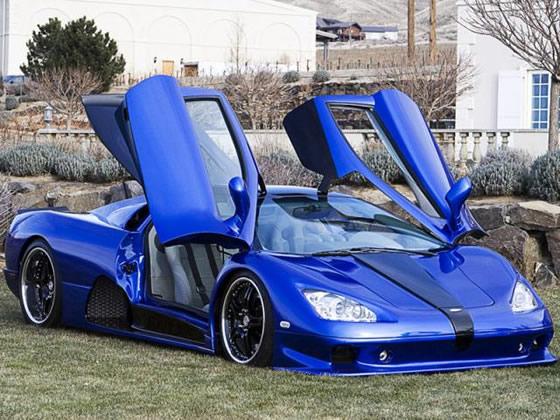 Carros mais caros do mundo em 2013 SSC Ultimate Aero