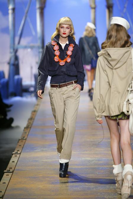 Paris Fashion week 2011 - Moda