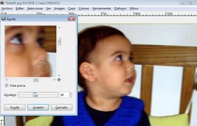 Mejorar fotografías