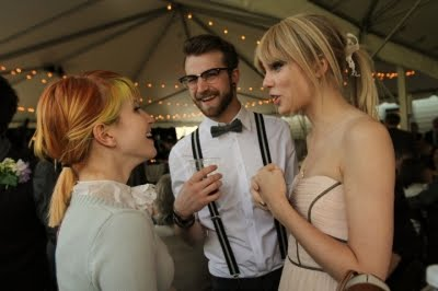 The True Gossip Taylor Swift Attends A Paramore Wedding