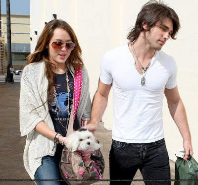Are Miley Cyrus and Justin Gaston really over?