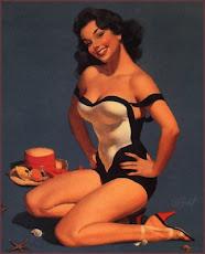 I love the 1940's beauty!