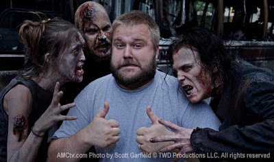 Walking Dead TV Series Robert Kirkman
