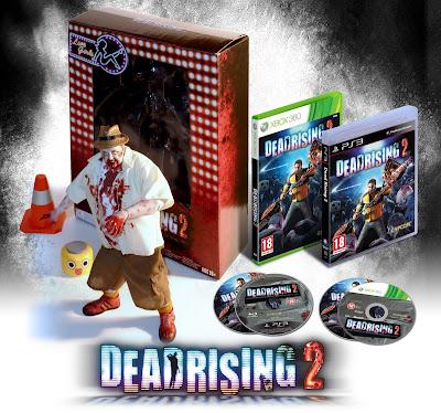 Edicion Coleccionista Dead Rising 2