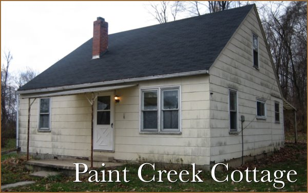 Paint Creek Cottage