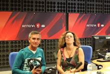 ANTENA 1 Com Jornalista ISABEL GASPAR DIAS