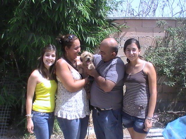 Adopción en julio 2009!!